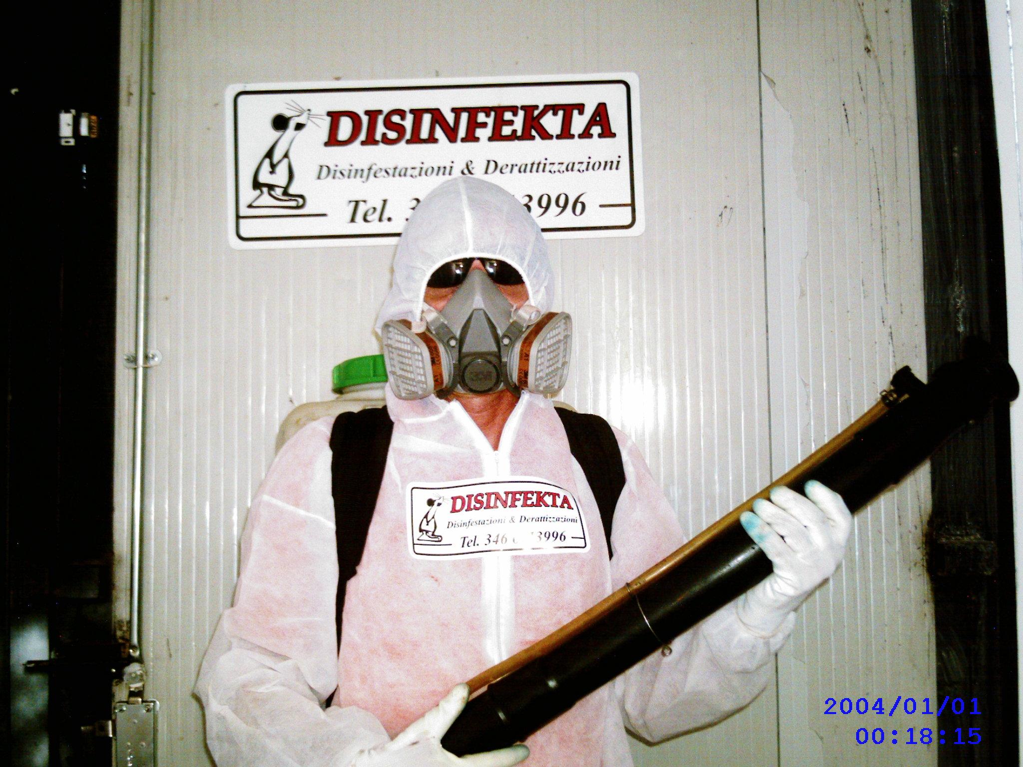 Disinfekta Pescara